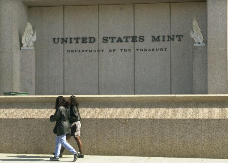 Image: U.S Mint Philadephia
