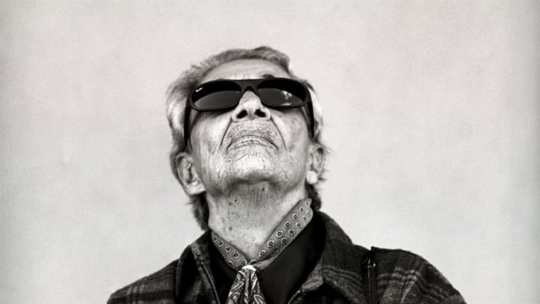 """Production still from """"Chavela"""""""