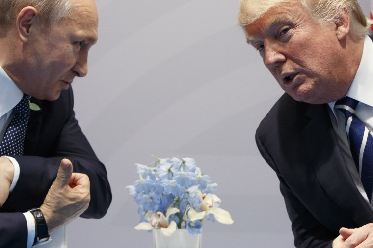 Image: Donald Trump, Vladimir Putin
