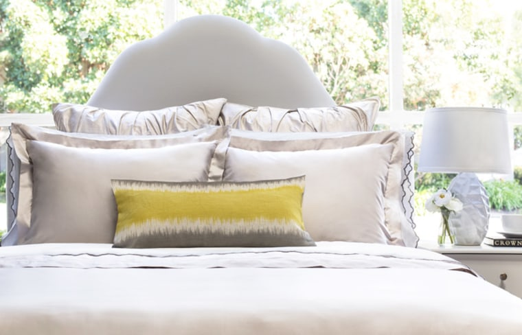 Crane and Canopy Bedding Set