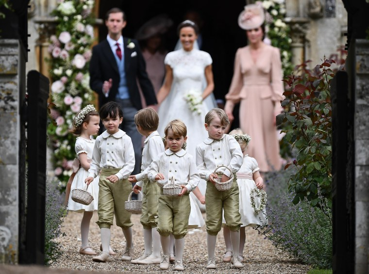Image: Wedding Of Pippa Middleton and James Matthews
