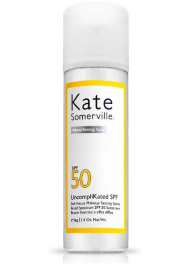 UncompliKated SPF Soft Focus Makeup Setting Spray
