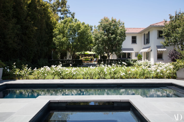 Mindy Kaling's Los Angeles home