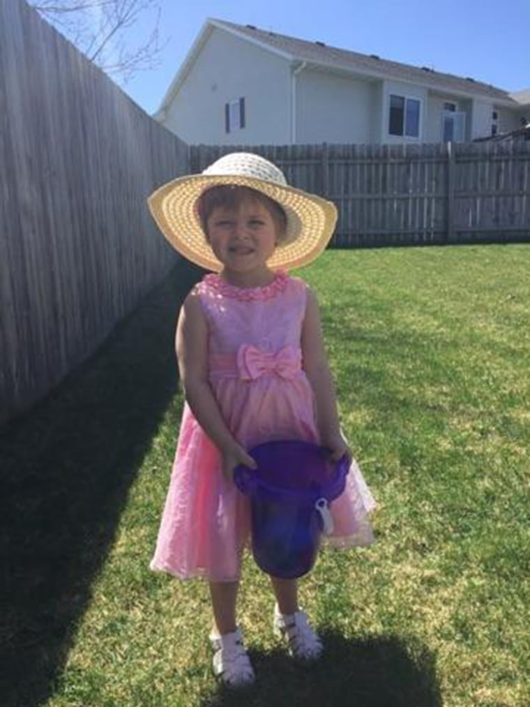 Evie Fairman was in remission from liver cancer for four months when it returned. Only a triple organ transplant could help the 3-year-old girl.