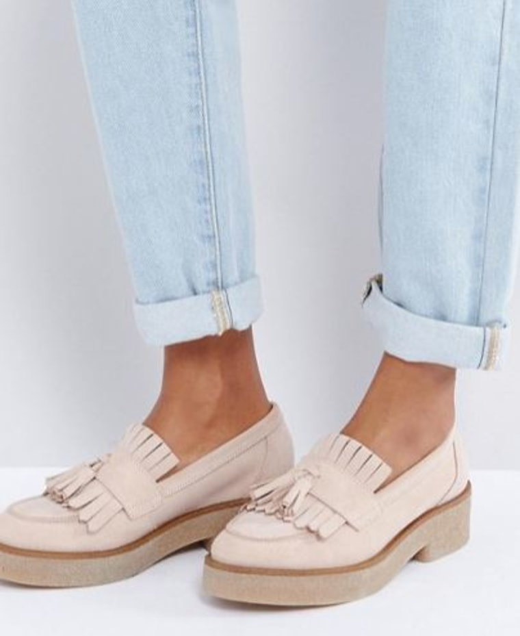 Marco Suede Loafers