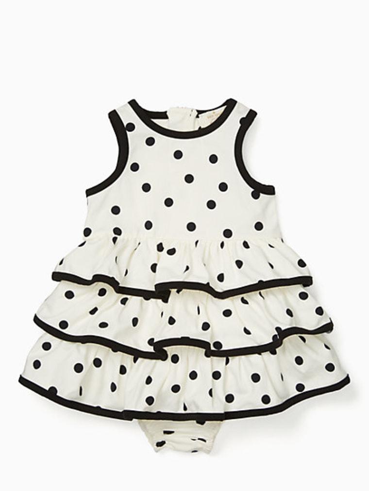 Ruffle Romper Dress