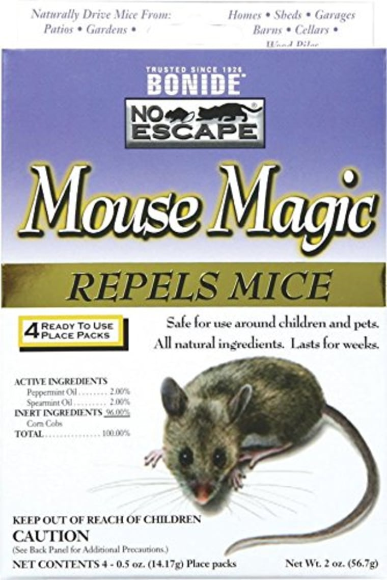 Bonide Mouse Magic/Rat Magic
