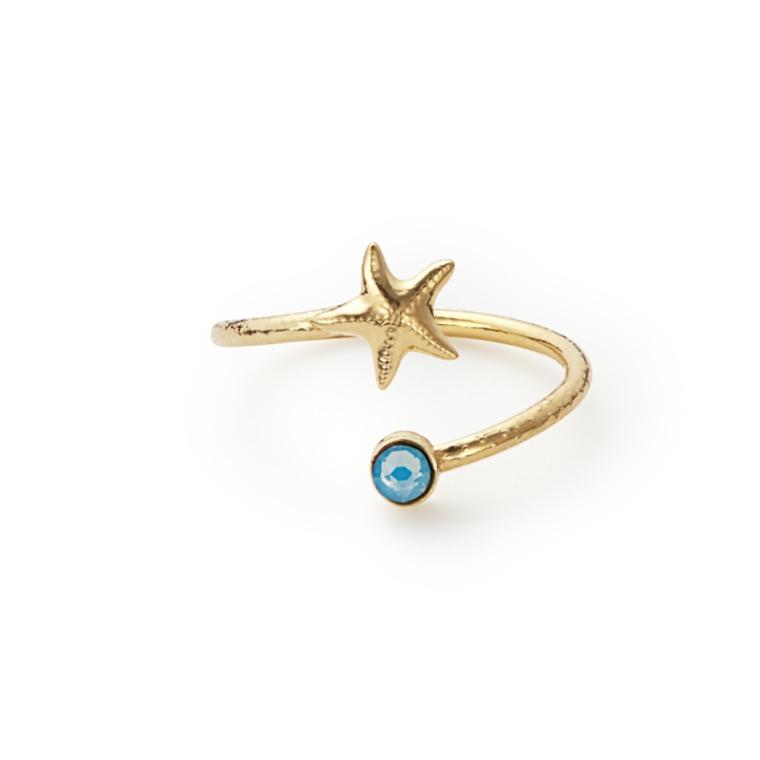 Starfish Ring Wrap