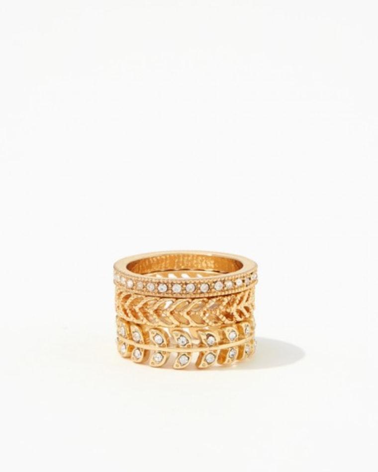 Parthenon Ring Set