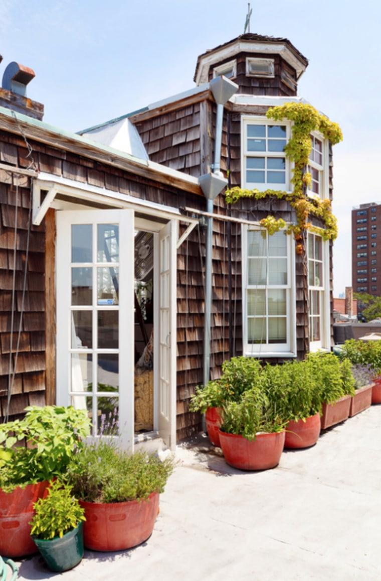 Nantucket NYC Penthouse