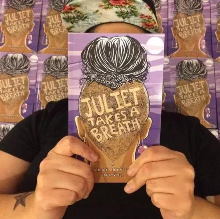 "\""Juliet Takes a Breath\"" by Gabby Rivera"