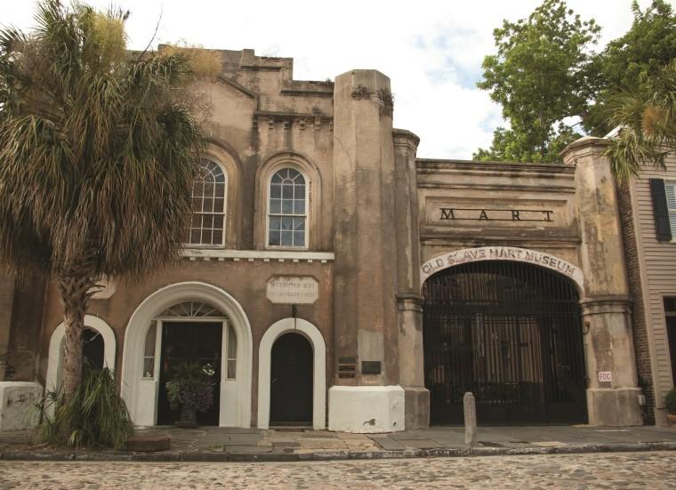 Image: Old Slave Mart