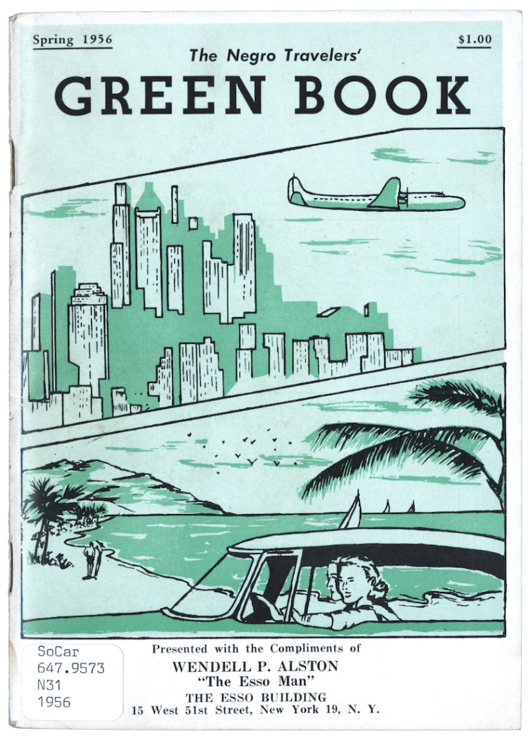 Image: Original Green Book