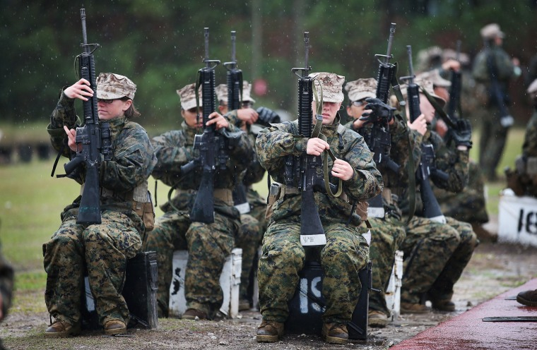 Pics of nude marines
