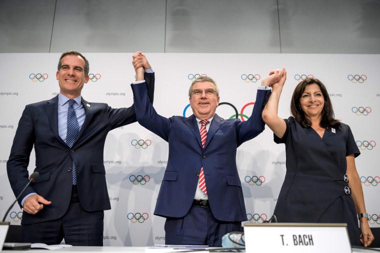 Image: IOC extraordinary sessio