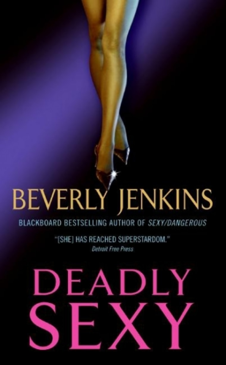Image: Deadly Sexy Book Cover