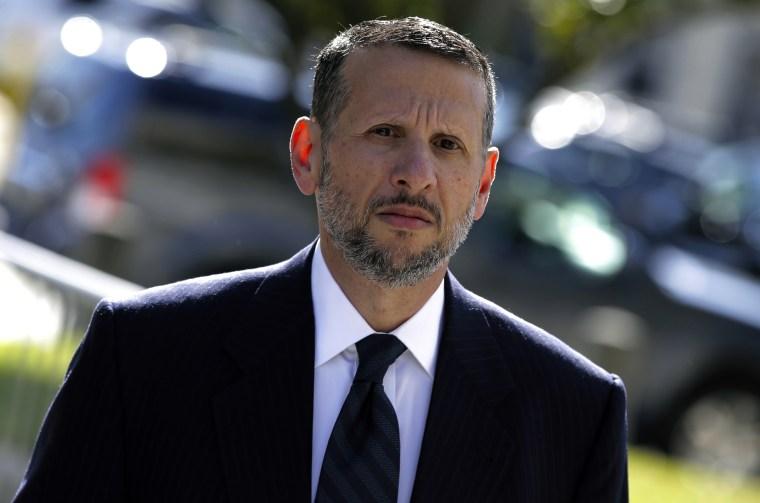 Image: David Wildstein To Testify In Bridgegate Trial