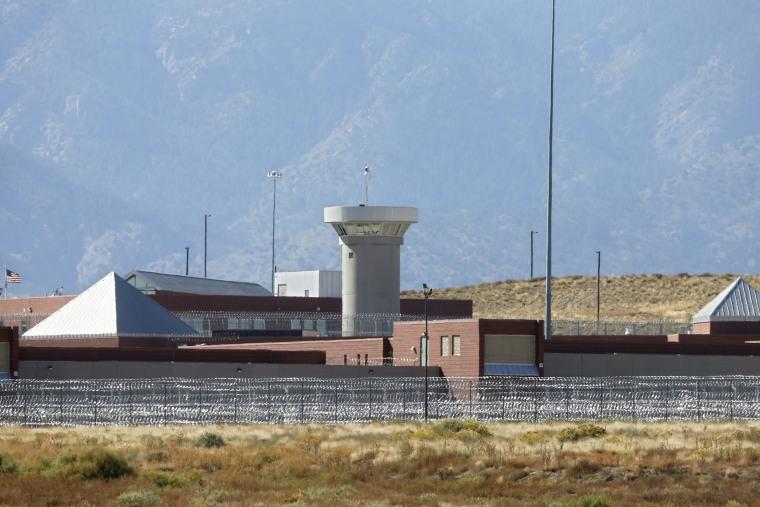 Image: Supermax facility outside Florence, Colorado