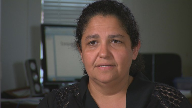 Sandra Marquinas is hoping her husband Jose Chicas can stay in the U.S. The evangelical pastor has a deportation order.