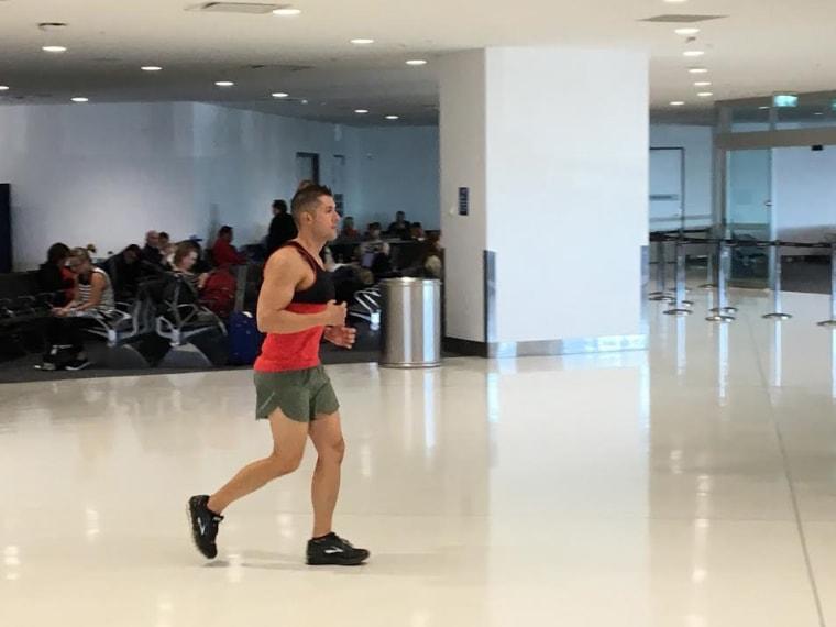 Image: Running