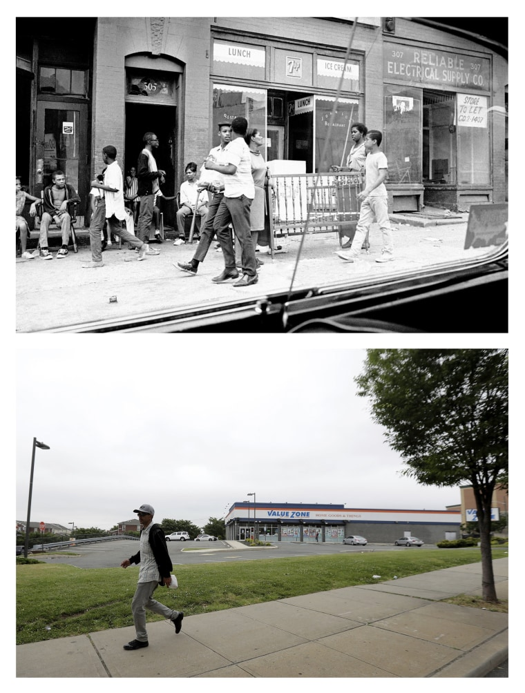 Image: Newark Riots Then and Now