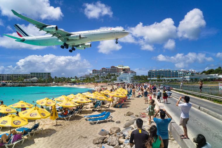 Sunset Beach, St Maarten