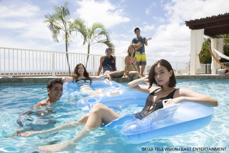 """The latest edition of """"Terrace House"""" takes place in Hawaii."""