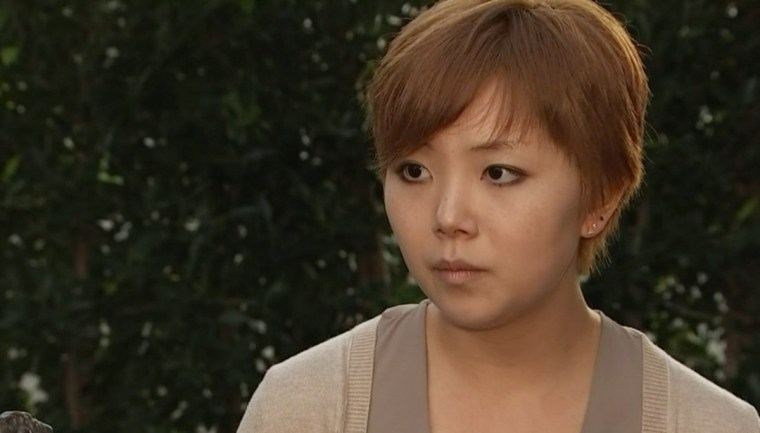 Image: Dyne Suh said her Airbnb host abruptly canceled her cabin reservations because of her race