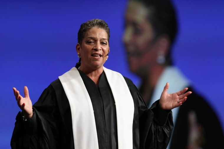 Image: Rev Teresa Hord Owens, General Minister and President of the Disciples of Christ