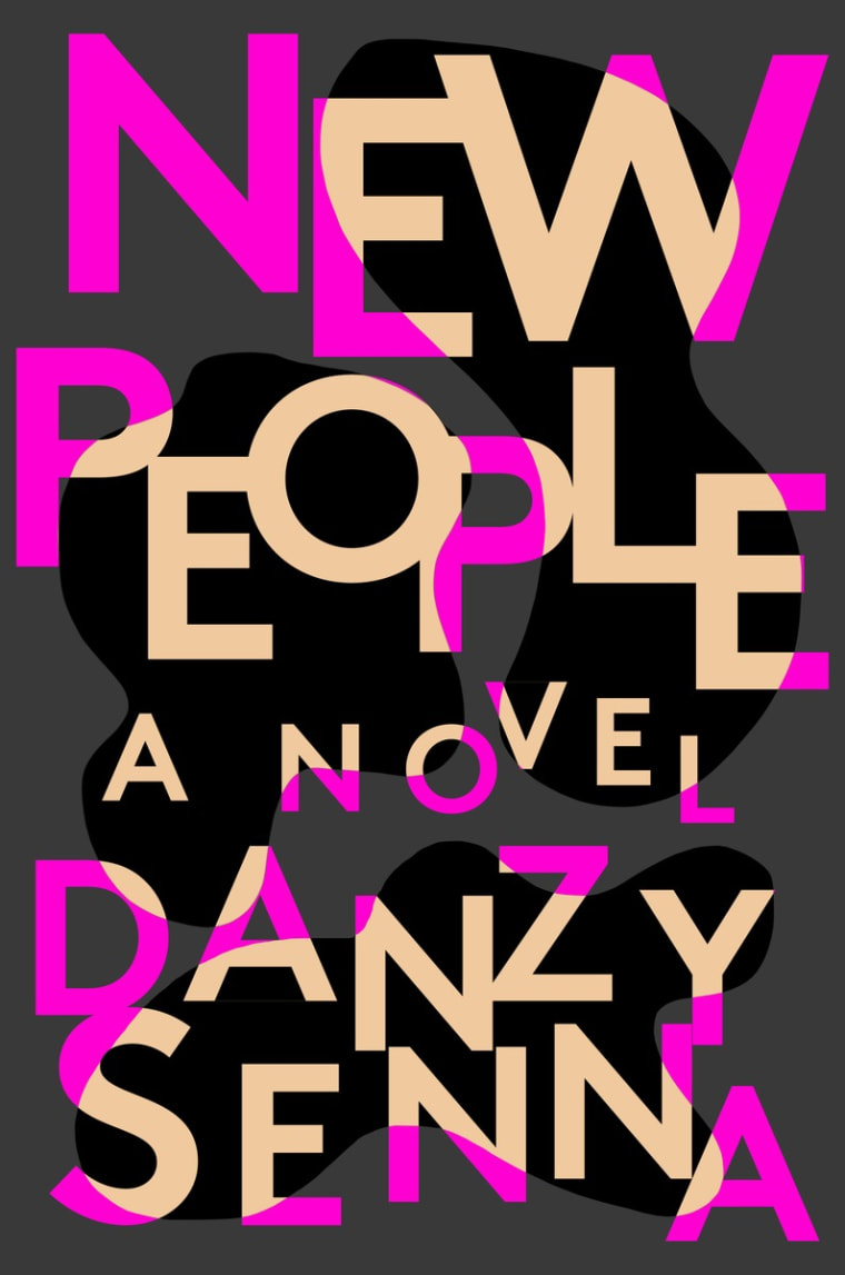 """Image: \""""New People\"""" by Danzy Senna"""