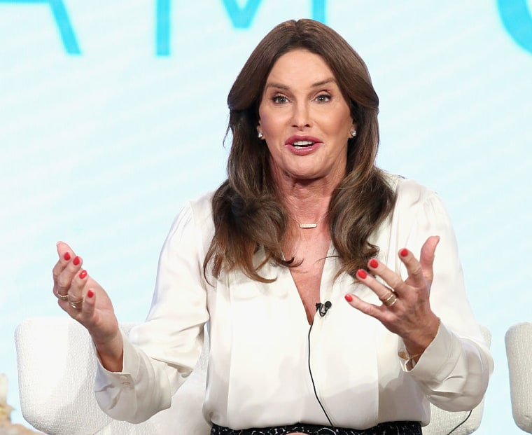 File Photo: Caitlyn Jenner speaks onstage on January 14, 2016 in Pasadena, California.