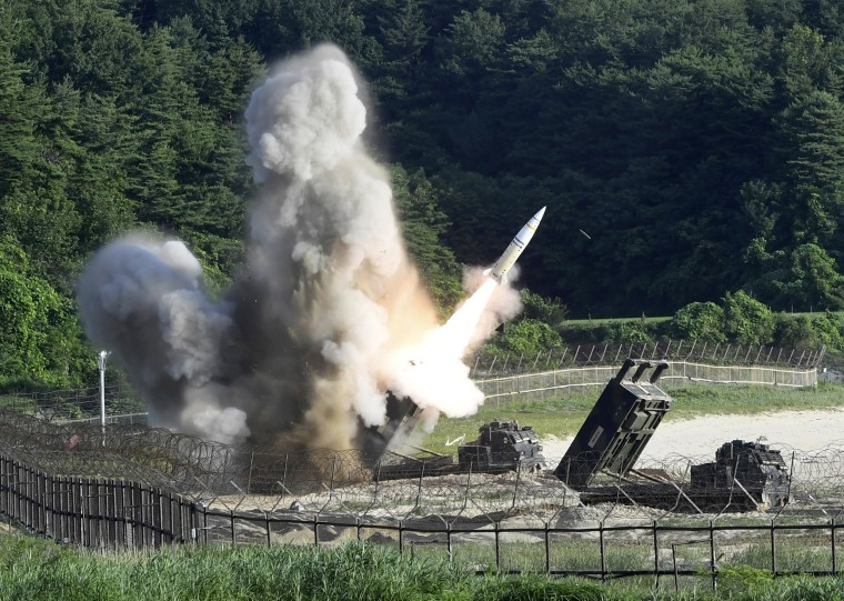Image: North korea Missle