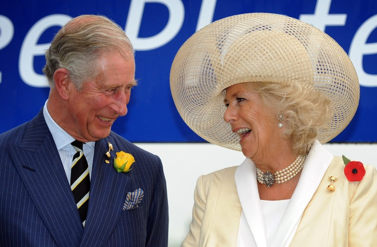 Image: Britain's Camilla, Duchess of Cornwall turns 70