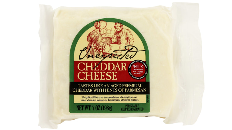 Trader Joe's Unexpected Cheddar