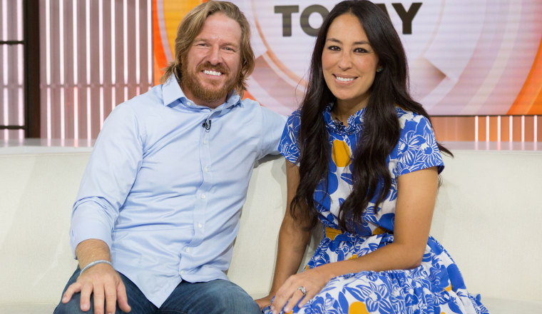 Chip Gaines and Joanna