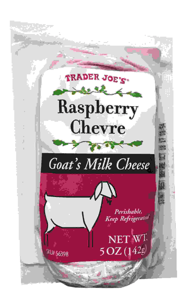 Trader Joe's Raspberry Chevre