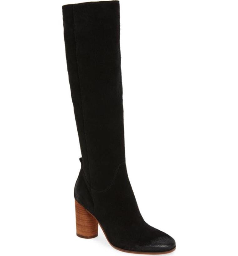 Camellia Tall Boot
