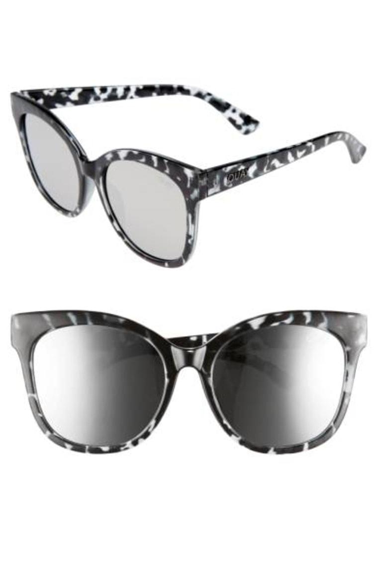 It's My Way 55mm Sunglasses
