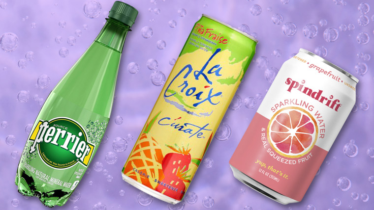 What's the difference between seltzer, sparkling water, club soda and tonic water?