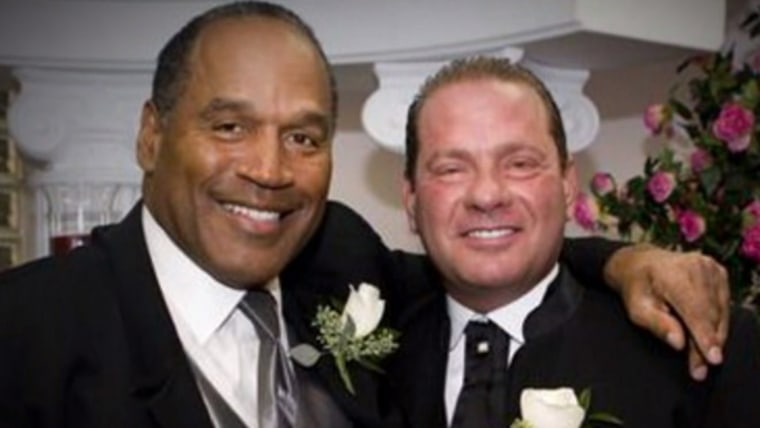 Tom Scotto and OJ