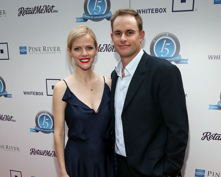 10th Annual Andy Roddick Foundation Gala With Elton John