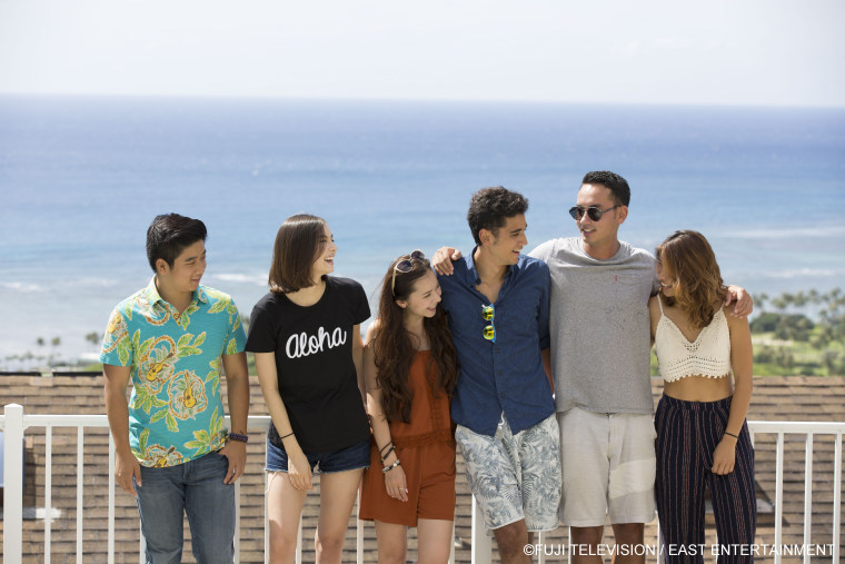 """""""Terrace House,"""" produced by Netflix and Japan's Fuji Television, follows six men and women living together under one roof."""