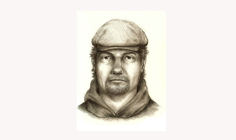 "Image: A composite sketch of the person believed to be connected to the murders of Abigail J. ""Abby"" Williams and Liberty Rose Lynn ""Libby"" German"