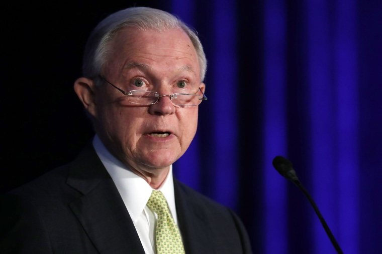 Image: Jeff Sessions