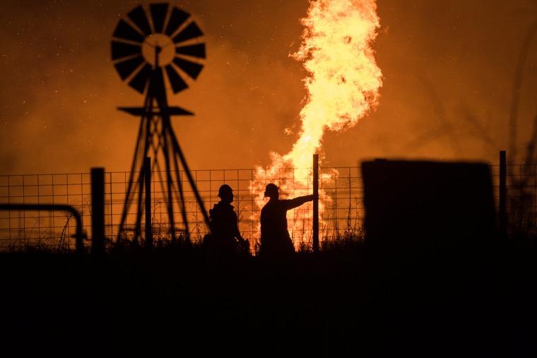 Image: Detwiller Fire