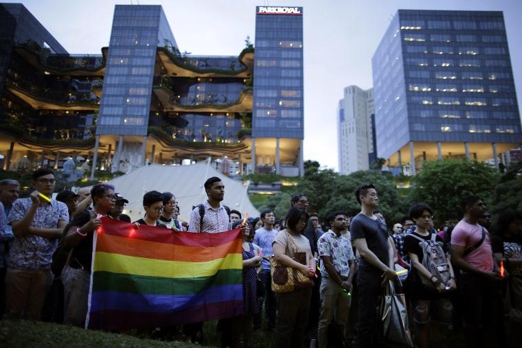 Image: Singapore LGBTQ