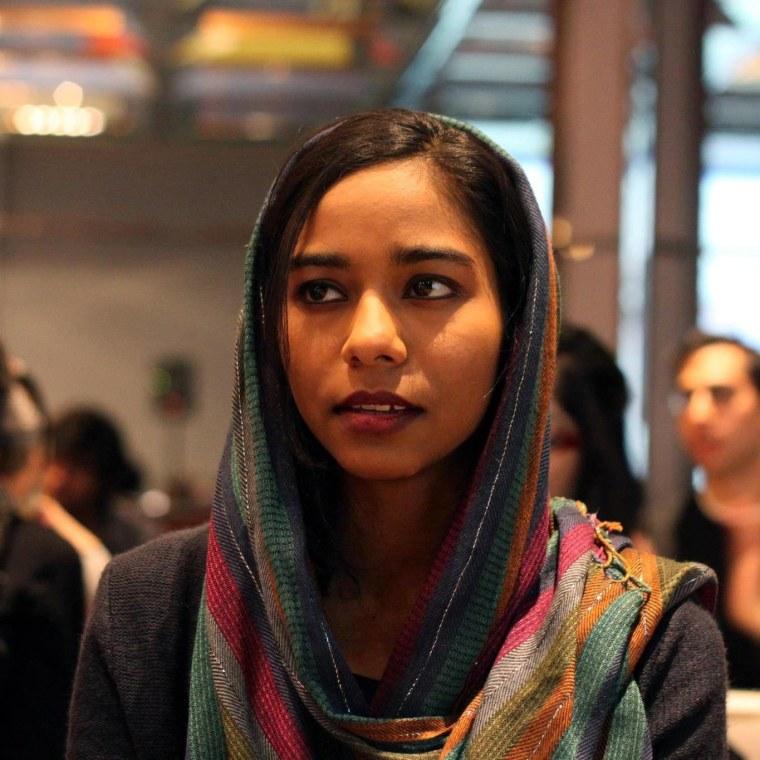 Poet Adeeba Shahid Talukder