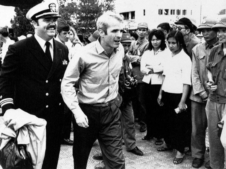 Image: John McCain