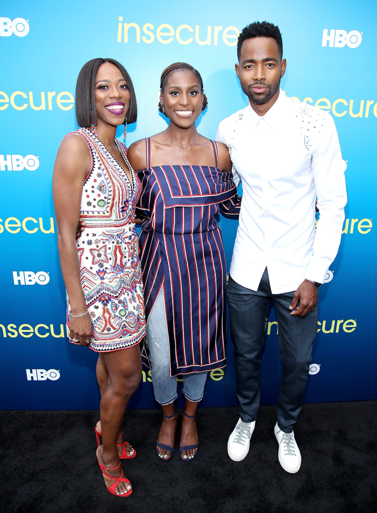 """Image: """"Insecure"""" Cast"""