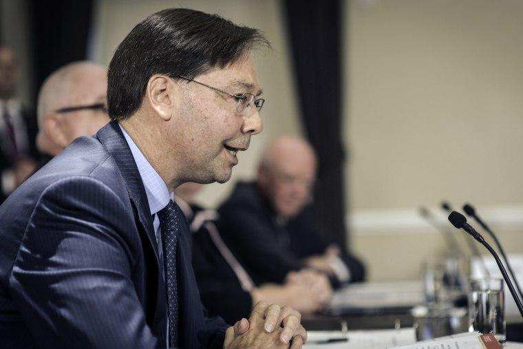 Image: Commissioner Hans von Spakovsky